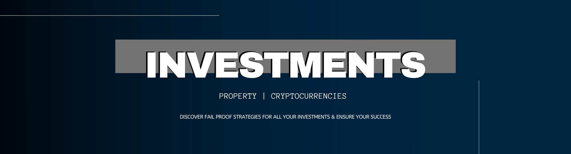 Investment Training
